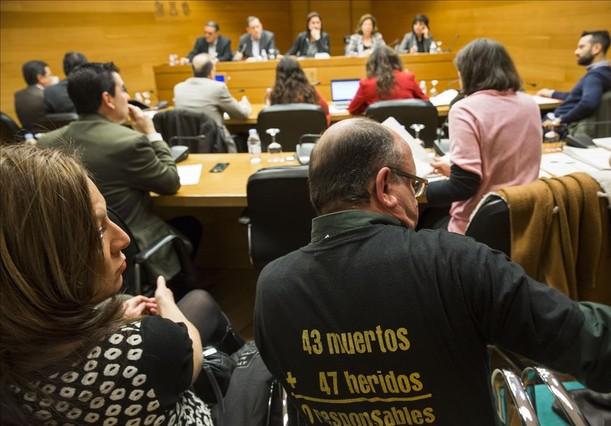 La gerente de FGV niega que se aleccionara a los t�cnicos del metro de Valencia