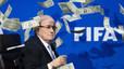 La filla de Blatter assegura que el seu pare deixarà la presidència de la FIFA al febrer