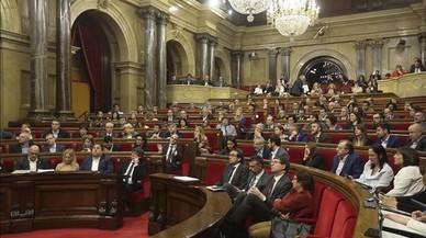 El Parlament aprovarà la setmana que ve la llei de l'1-O, segons TV-3