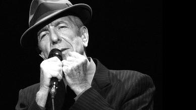 Leonard Cohen i tu