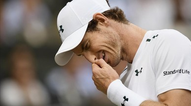 Federer s'exhibeix mentre Murray i Djokovic s'acomiaden de Wimbledon