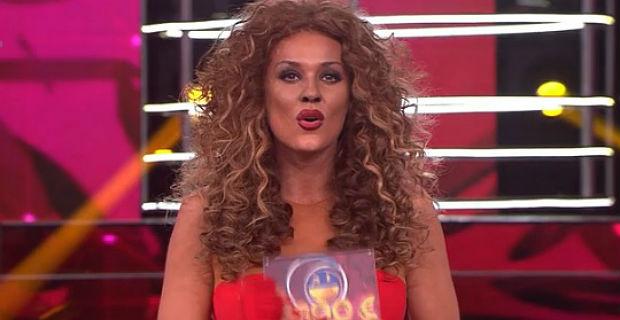 Lorena G�mez ya es la primera concursante de 'Tu cara me suena 5'