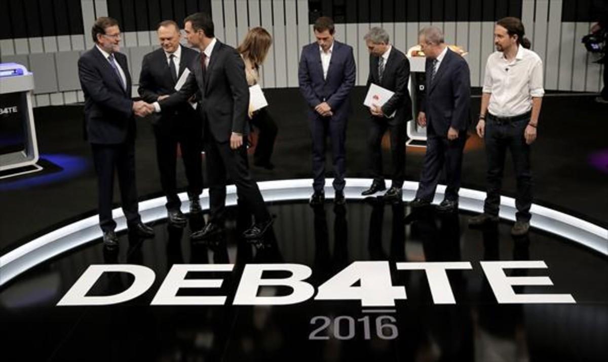Iglesias, el gran ganador del debate a cuatro