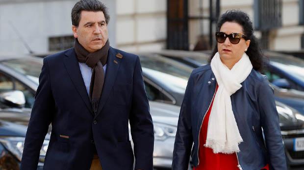 """Marjaliza afirma que Granados li va demanar destruir documents de 'Púnica': """"Crema'ls un dia de boira"""""""