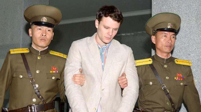 """Trump carrega contra el """"brutal"""" règim nord-coreà després de la mort del jove nord-americà empresonat a Pyonyang"""