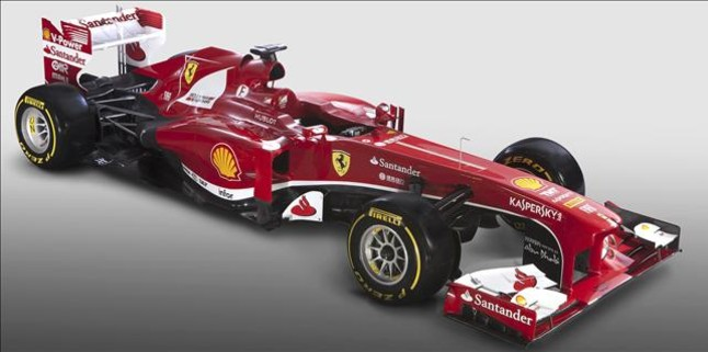Ferrari se apunta a la línea continuista