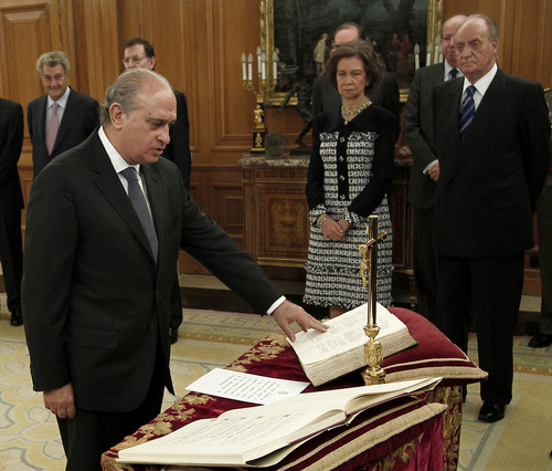 El nuevo ministro del interior advierte a eta que el cese for Nuevo ministro del interior peru