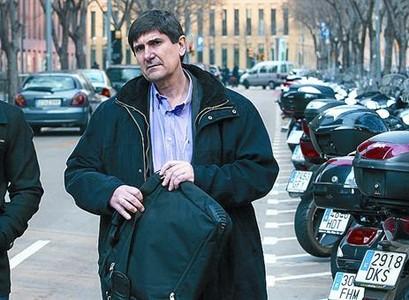 La policía localiza en Método 3 la carpeta del «cliente» Martorell