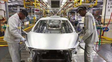 Producción del nuevo Nissan Micra en Francia