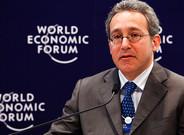 Richard Samans, miembro de la Junta Directiva del Foro Económico Mundial.