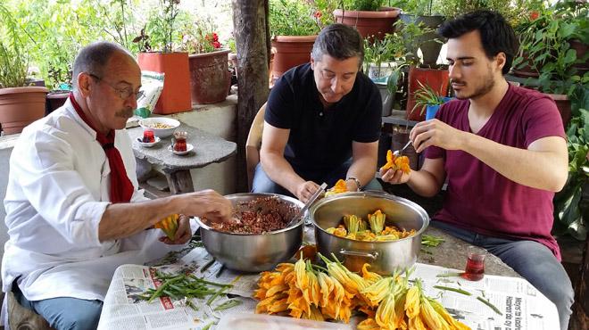 Els germans Roca presentaran un documental sobre la cuina turca