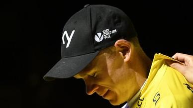 Froome recupera el liderat del Tour de França en el dur final a costa de Rodez