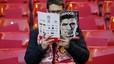 Anfield se vac�a en protesta por los precios de las entradas