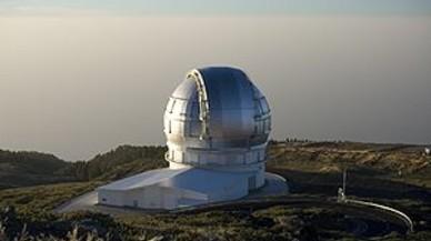 Científicos españoles estudian un agujero negro a 10.000 millones de años luz