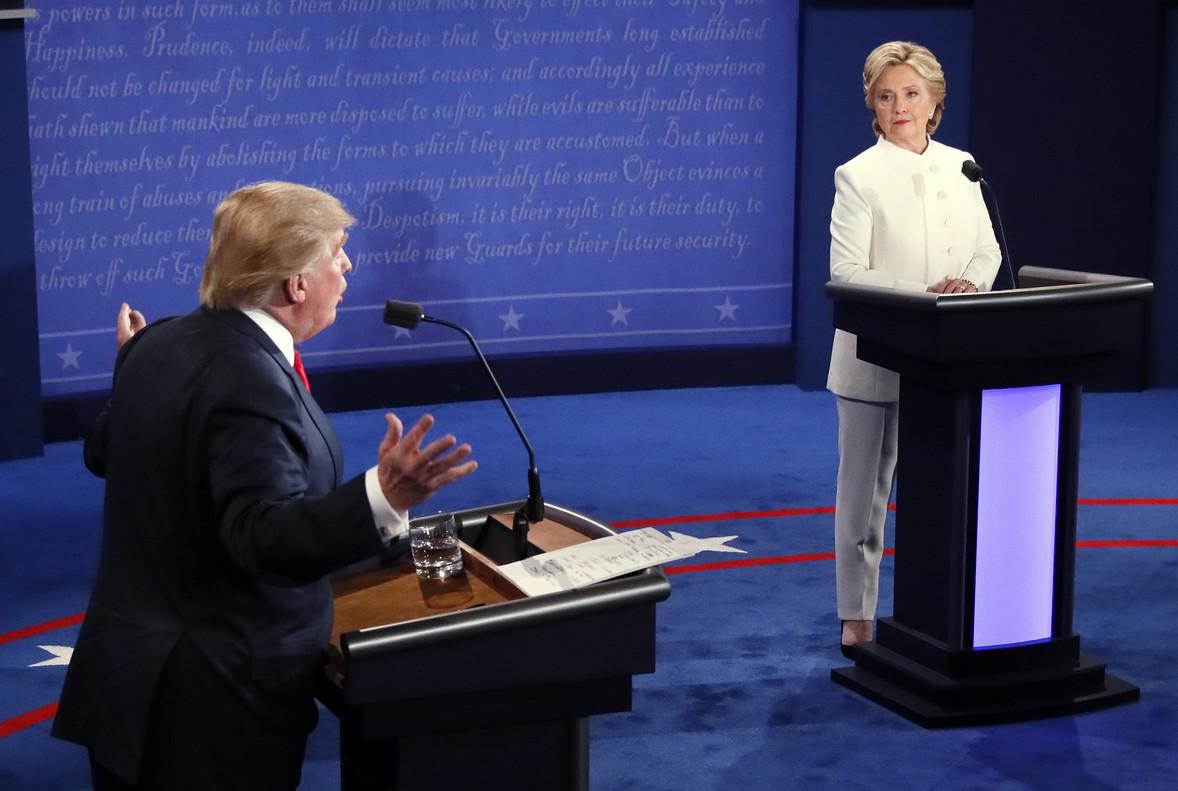 Hillary y Trump: lo malo y lo peor