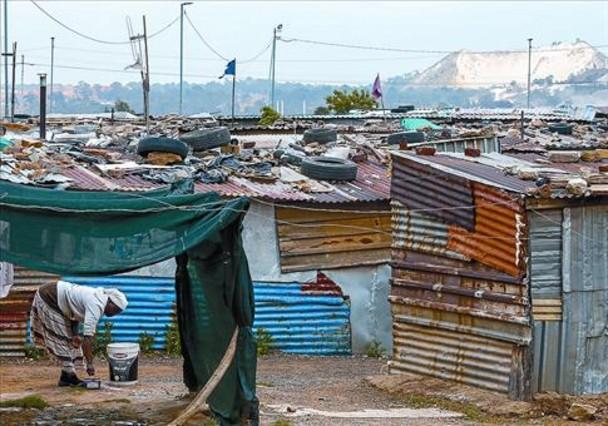 El Chernobil de Sudáfrica