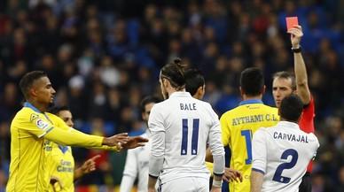 El Madrid empata i es deixa el liderat contra el Las Palmas