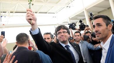 Puigdemont anuncia el camí cap a la independència de Catalunya