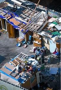 Núcleo de barracas en la calle de Llull, uno de los muchos en el barrio del 22@, en el distrito de Sant Martí.