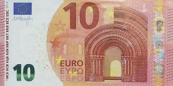 Llega la nueva emisi�n de billetes de 10 euros