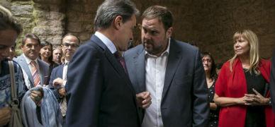 El Govern pretende anclar el decreto del 9-N en la Constituci�n