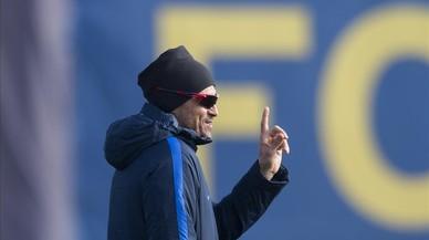 """Luis Enrique: """"M'espero l'Athletic de les grans cites coperes"""""""