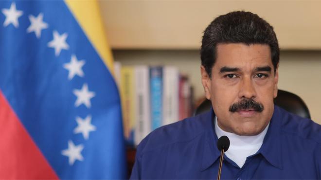 Maduro compara la consulta opositora con el 1-O: Rajoy, saca tus narices de Venezuela