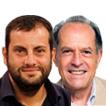 Ibán García del Blanco y Joan Francesc Marcos