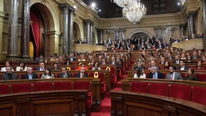 zentauroepp41637694 memberns of the catalan parliament are pictured before its i180117111929