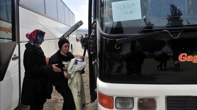Grècia comença a evacuar els refugiats del campament d'Idomeni