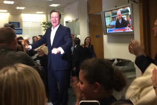 """Cameron: """"És la victòria més dolça de totes"""""""