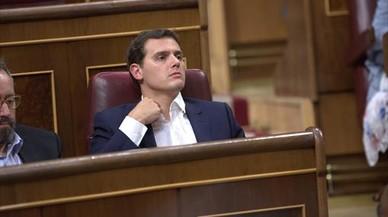 Rivera quiere un apolítico como Defensor del Pueblo y no un ex de PP o PSOE