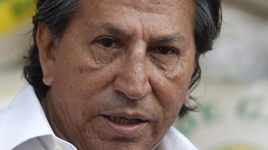 Un jutge ordena detenir l'expresident del Perú Alejandro Toledo per acceptar suborns milionaris