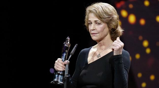 """Charlotte Rampling: """"Boicotear los Oscar es racismo contra los blancos"""""""