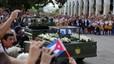 Fidel Castro vuelve a la Sierra Maestra