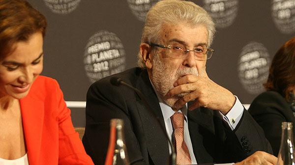 """""""Dialoguemos. Si no, acabaremos mal"""", asegura José Manuel Lara, presidente del Grupo Planeta, sobre la independencia de Catalunya."""
