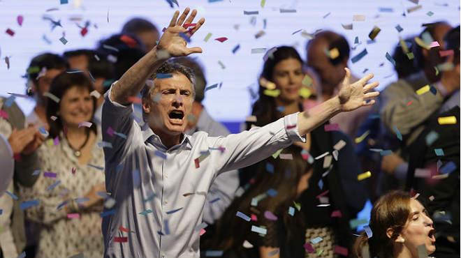 Scioli i Macri defineixen la presidència a la segona volta el 22 de novembre