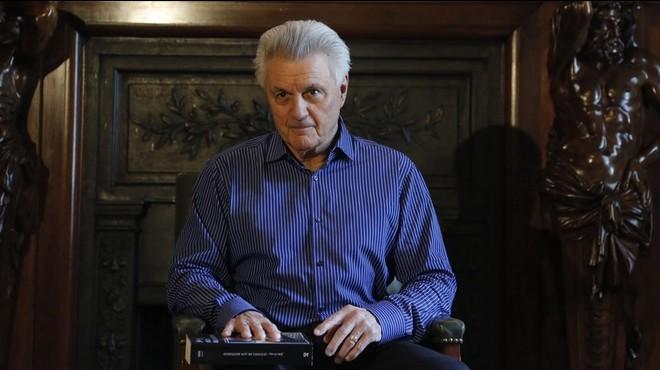 """John Irving: """"Sóc un manipulador, ho haig d'admetre"""""""