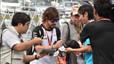 """Alonso: """"Amb la millor volta de la meva vida a Suzuka, sóc 14è"""""""