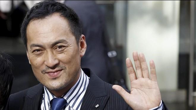 Ken Watanabe, en el 2010.