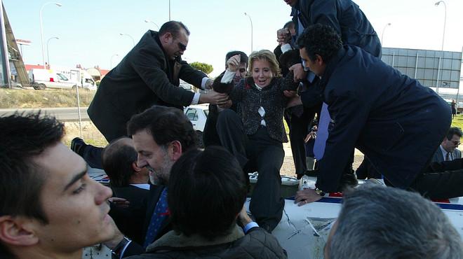 El pilot mort a Astúries era que el que portava l'helicòpter que es va accidentar amb Rajoy i Aguirre a bord