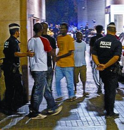 prostitutas nigerianas en zaragoza prostitutas de barcelona
