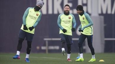 """Luis Enrique: """"Messi és el futbolista total"""""""