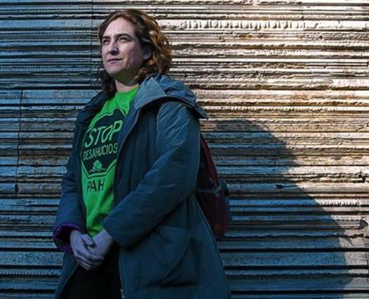 Ada Colau: �Los diputados viven aislados, no se enteran�
