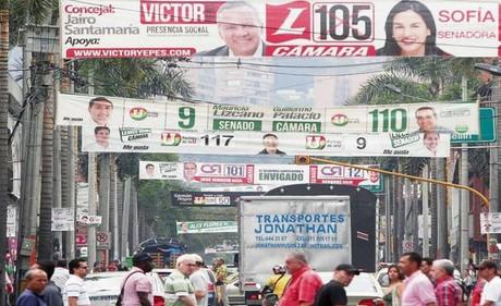 Mapee: vigilancia ciudadana de los gastos en propaganda electoral