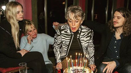Tippi Hedren cumple 86 años
