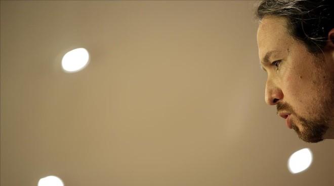 Pablo Iglesias renuncia a estar en el gobierno para pactar con Pedro S�nchez