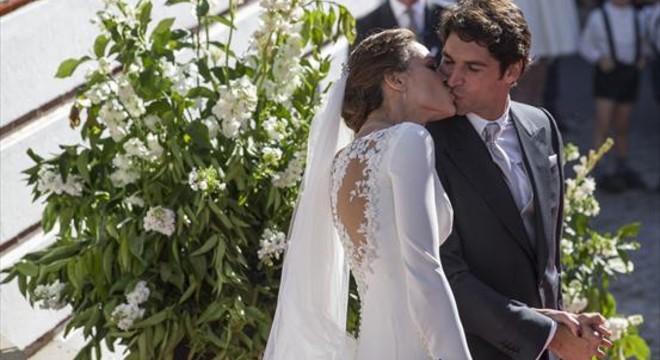 Cayetano i Eva González es casen