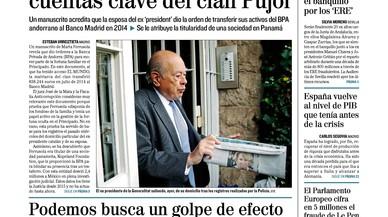 """""""Podem no té el pes ni la credibilitat per llançar una moció de censura"""", diu 'El País'"""