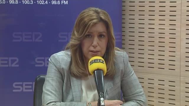 Díaz evita comprometre's a integrar Sánchez si guanya les primàries